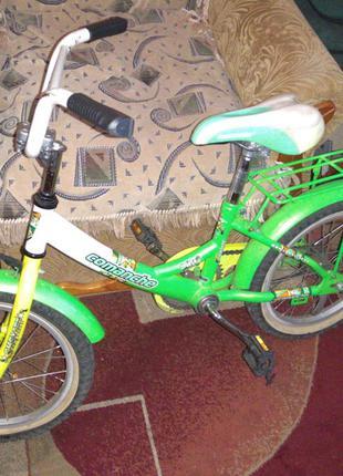 "Детский велосипед Comanche Sheriff W16 (колеса 16"")"