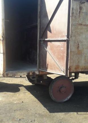 Строительный вагончик 6*2,2
