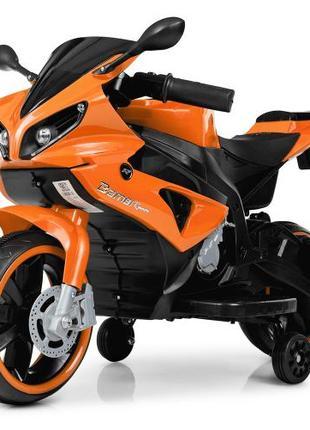 Детский мотоцикл на аккумуляторе 4183-7