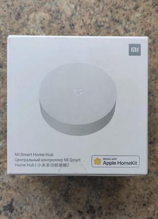 Шлюз Xiaomi Mi Smart Home Hub (YTC4044GL) ZNDMWG02LM
