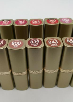Губная помада для губ L'Oreal Paris Color Riche цвет 140 и 800