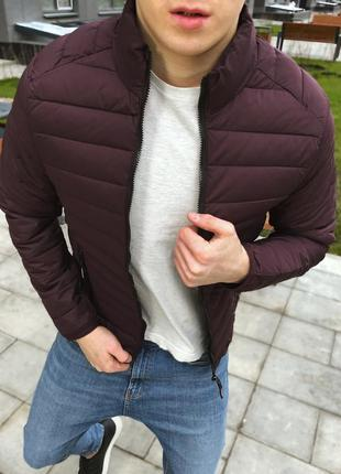 Шикарная куртка весна-осень