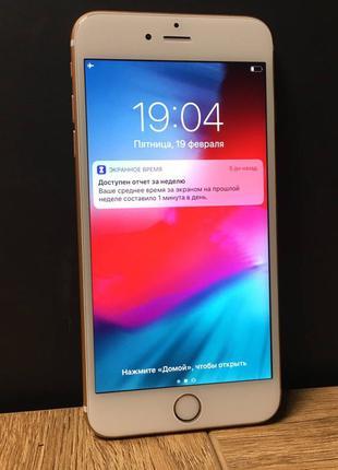 iPhone 6s Plus 32 Gold USA телефон смартфон айфон