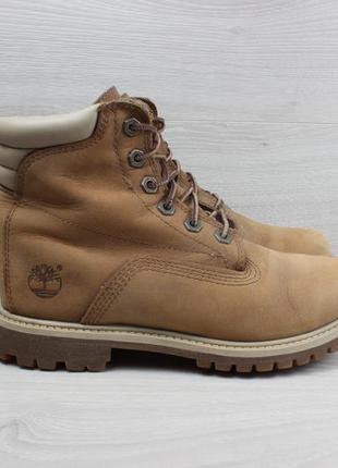 Нубуковые ботинки timberland оригинал, размер 37