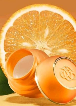Пом'якшуючий засіб з маслом кісточок апельсина