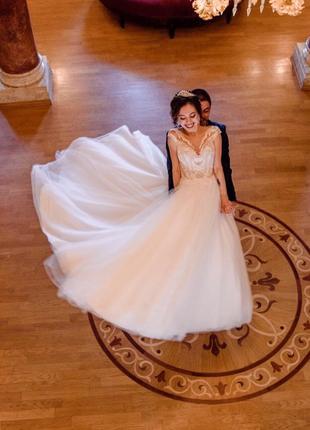 Свадебное платье коллекции rose 👰