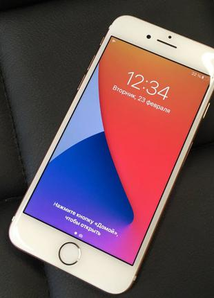 iPhone 7 32 rose gold USA купить телефон айфон смартфон