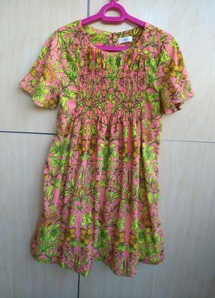 Платье next на 6 лет