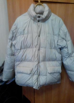Мужская зимняя куртка (пуховик)  ALBERTO ASPESI