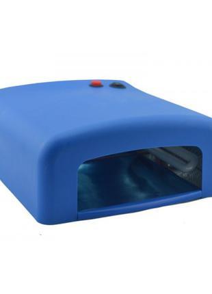 УФ лампа для наращивания ногтей на 36 Вт с таймером маникюр 818 г