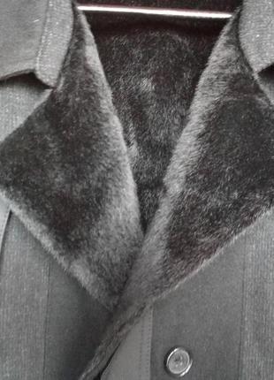 Полупальто мужское Lozenge