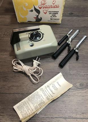 Надейка Электроприбор для завивки волос