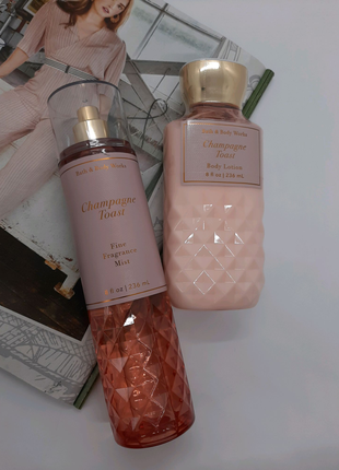 Набор парфюмированный спрей и лосьон