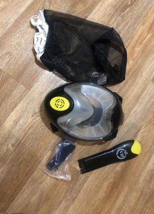 Профессиональная маска для плавания VIP
