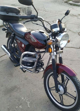 Срочная распродажа мотоциклов конфискат 80 кубов