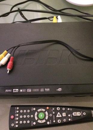 DVD плеер BBK караоке