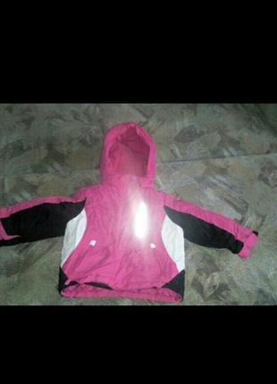 Зимняя куртка р.92-98