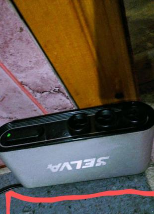 Озонатор, ионизатор воздуха SELVA CM-103