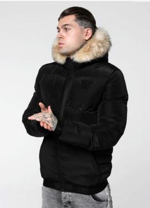 Куртка мужская 'siksilk distance jacket' sik silk. размер s