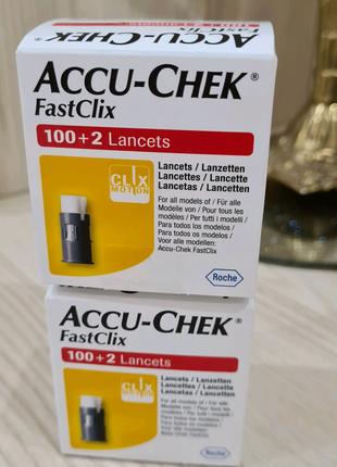 Ланцеты Accu-Chek  (Акку-Чек)