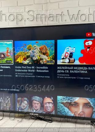 "4K телевизор Samsung SmartTV 50""127см UHDTV,WI-Fi,Youtube,Megogo"