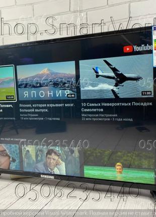 """4K телевизор Samsung SmartTV 42"""" UHDTV,WI-Fi,Youtube,Megogo"""