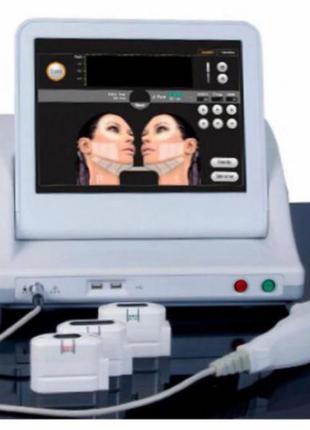 Косметологический аппарат HIFU SMAS лифтинг (смас) + 5 картриджей