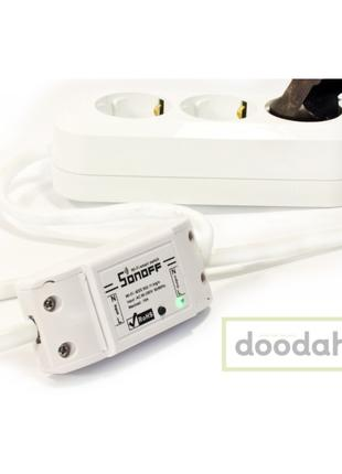 Wi-Fi реле / выключатель / таймер - ITEAD sonoff 10A, 90-250 В