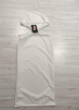 👑♥️final sale 2019 ♥️👑 платье миди с неопрена в стиле топ и юбка