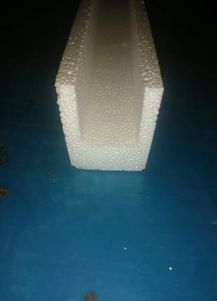 Профиль из пенопласта  80 х 66 х 1000