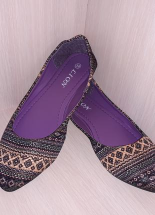 Балетки туфли. РАСПРОДАЖА