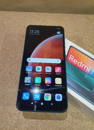 Продам Xiaomi Redmi Note 9 (Global Verion) 4/128 Gb Forest Green