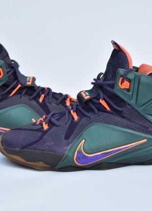 Lebron 12 instinct оригинал! мужские баскетбольные кроссовки э...