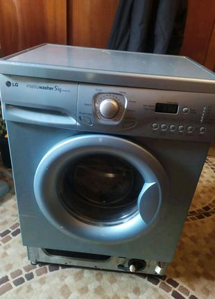 Пральна машина LG WD-80157N на запчастини