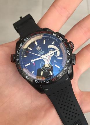 Наручные часы Tag Heuer Grand Carrera Наручний годинник, часи