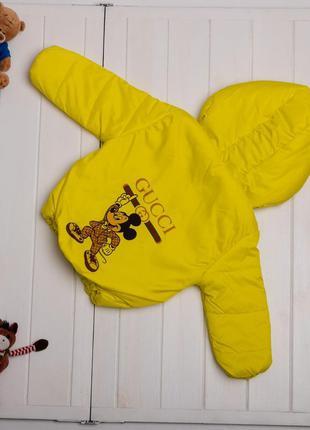 Детская демисезонная куртка курточка для девочки для мальчика ...