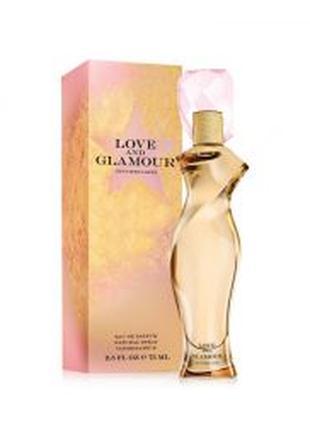 Jennifer Lopez Love and Glamour женская Oriflame орифлейм Раритет