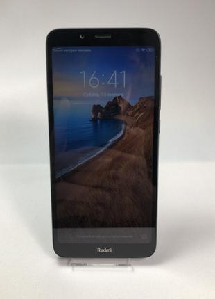 Смартфон Xiaomi Redmi 7A (M1903C3EG) 2/16Gb black б/в
