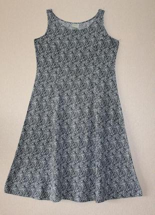 Красивое летнее платье для стильной женщины