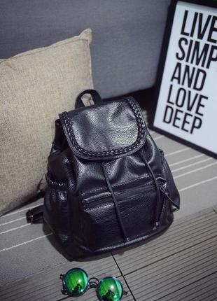 3-116 стильный рюкзак для учебы молодежный вместительный женск...