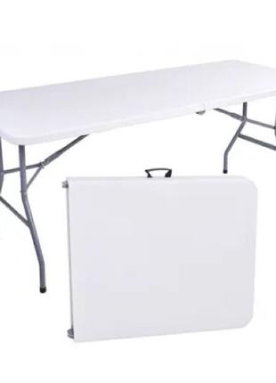 Стіл стол 180см разкладной стол садовий розкладний стіл хит 2021