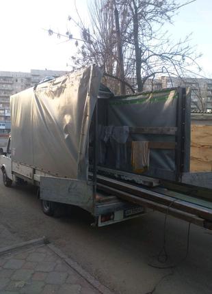 Грузоперевозки по Украине борт тент