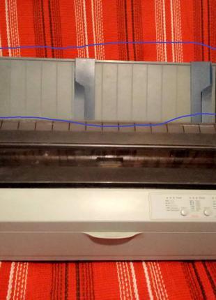 A3 USB Принтер матричный Epson FX-2190