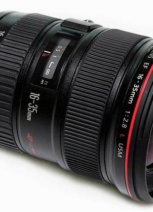 Объектив Canon 16-35 mm f/2.8L аренда