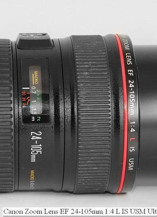 Объектив Canon 24-105mm-f4-IS аренда