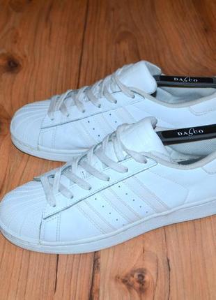 Продам кроссовки adidas superstar - 38 размер