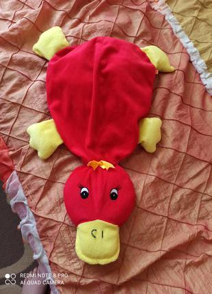 Утка подушка