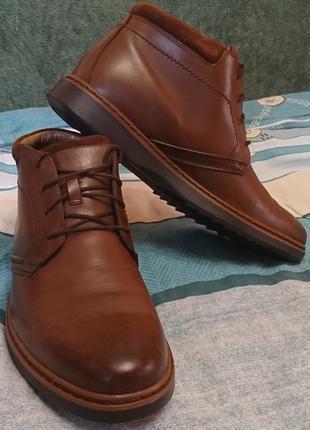 Ботинки Clarks Unstructured Un Geo Mid Gore-Tex®
