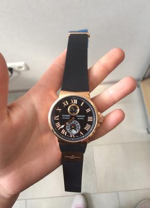 Наручные часы Ulysse Nardin Maxi Marine Наручний годинник, часи