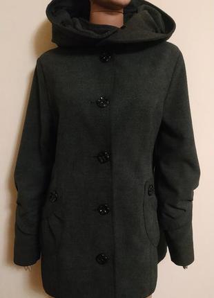 Плащ пальто куртка кашемир женский